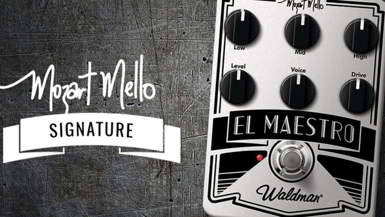Waldman El Maestro by Mozart Mello