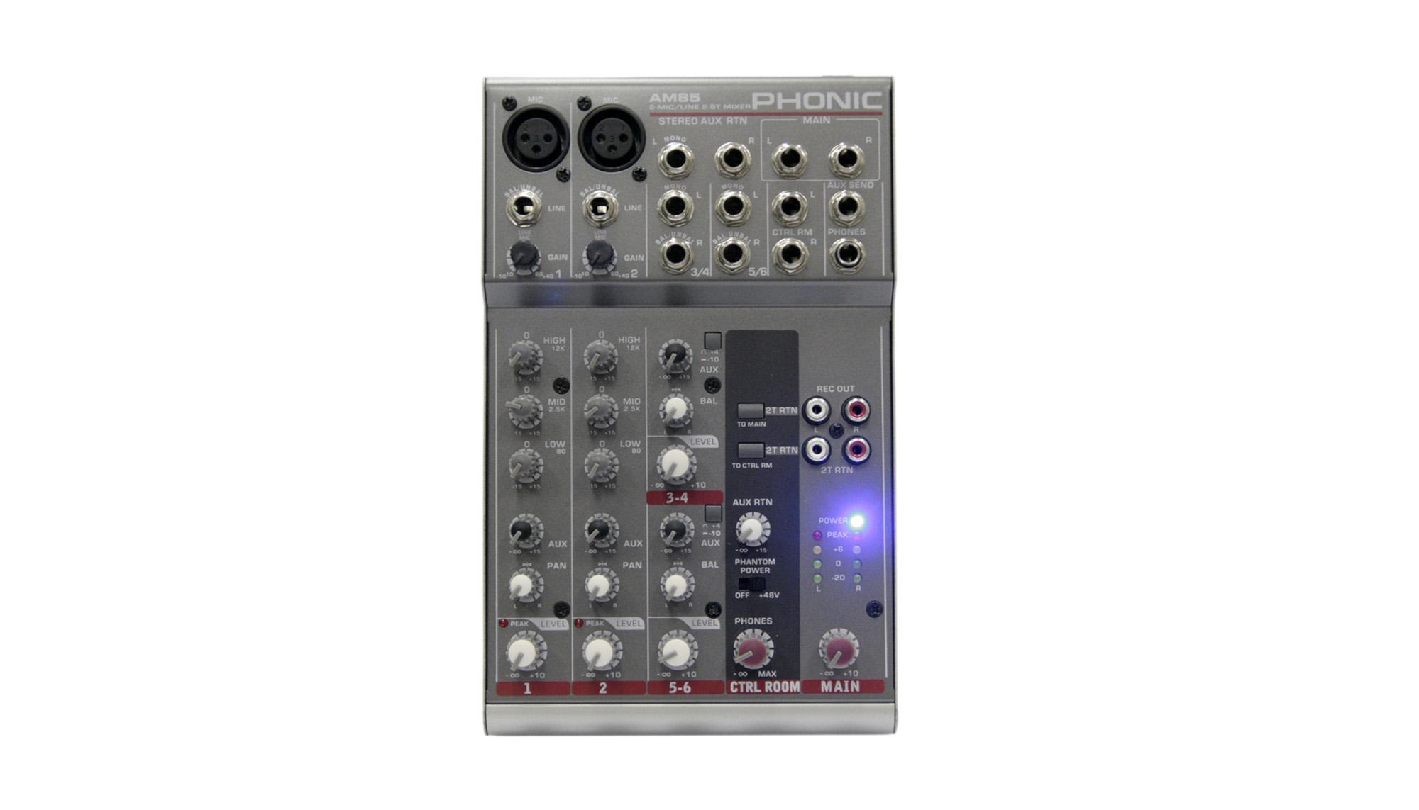 am-85-mixer