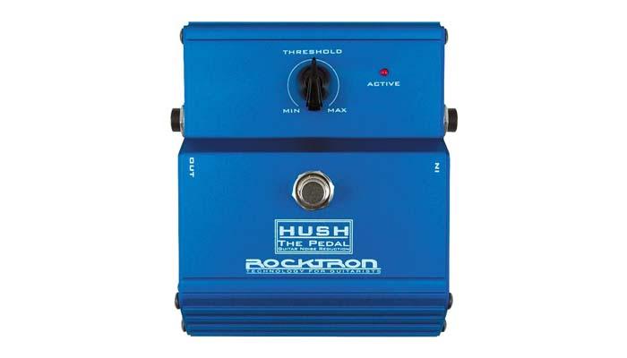 hush-the-pedal