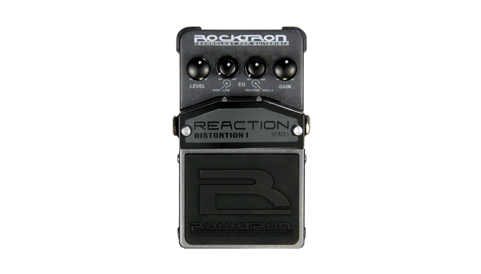 reaction-distortion