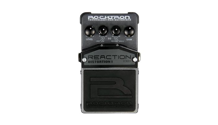reaction-distortion
